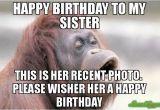 43 Birthday Meme 47 Amusing Sister Birthday Meme Graphics Photos Wishmeme