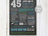 45th Birthday Gift Ideas for Him 10 Best 45th Birthday Ideas for Him Images On Pinterest
