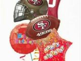 49ers Birthday Card 20 Best Birthday Niner Style Images On Pinterest San