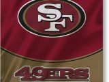 49ers Birthday Card San Francisco 49ers Greeting Cards for Sale