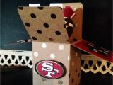 49ers Birthday Card Sweet Style Handmade Birthday Cards A Free Cut File