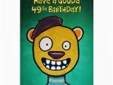49th Birthday Card Funny 49th Birthday Card for Women Zazzle