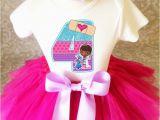 4th Birthday Girl Outfits Doc Mcstuffins Animal Doctor Girl 4th Fourth Birthday Tutu