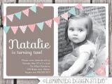 5 Year Old Birthday Invitation Template 2 Years Old Birthday Invitations Wording Drevio