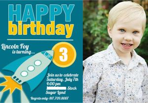 5 Year Old Birthday Invitation Template Wording For Boy Best