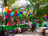 5 Year Old Birthday Party Decorations 7 Throw Harry A Rad 5 Year Old Birthday Party the Queso