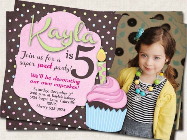 By Size Handphone Tablet Desktop Original Back To 5 Year Old Birthday Party Invitation Wording