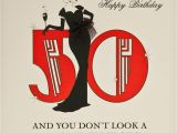 50 and Fabulous Birthday Cards Day Over Fabulous Handmade 50th Birthday Card B20
