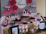 50 and Fabulous Birthday Decorations Fashion Birthday Party Ideas Photo 5 Of 16 Catch My Party