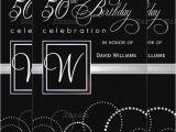 50 Birthday Invitation Cards 45 50th Birthday Invitation Templates Free Sample