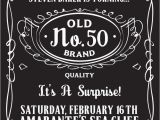 50 Birthday Invitation Ideas 50th Birthday Party Invitations for Men Dolanpedia