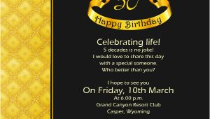 50 Birthday Invitation Sayings 50th Birthday Invitation Wording Samples Wordings and