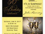 50 Birthday Invitation Sayings Surprise 50th Birthday Party Invitations Wording Free