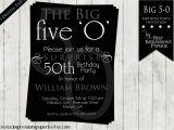 50 Birthday Invitations Wording 50th Birthday Party Invitations for Men Dolanpedia