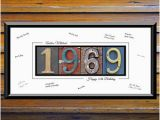 50 Year Birthday Gift Ideas for Him 50th Party Ideas Etsy