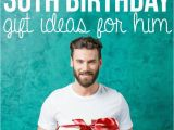 50 Year Birthday Gifts for Him 30 Creative 30th Birthday Gift Ideas for Him that He Will