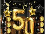 50 Year Birthday Party Ideas for Him Amazon Com 50th Birthday Decorations Party Supplies