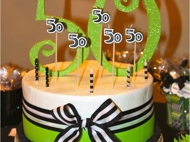 50 Year Old Birthday Decorations 50th Birthday Party Ideas