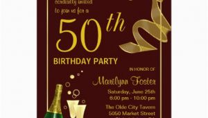50 Year Old Birthday Invitations 50th Birthday Invitations and Wording Ideas Free