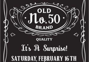 50 Year Old Birthday Invitations 50th Party For Men Dolanpedia