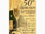 50 Years Birthday Invitation Card 50th Birthday Party Invitations 50th Birthday Party