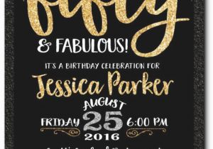 50 Years Old Birthday Invitations 50th Invitation Orderecigsjuice Info