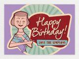 50s Birthday Card Classic 1950s Birthday Card Say Happy Birthday In Retro Style