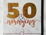 50s Birthday Card Male 50th Birthday Cards Belly button Designs Age