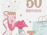 50th Birthday Cards for Mom Daughter 50th Birthday Card