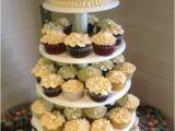 50th Birthday Cupcake Decorating Ideas 50th Anniversary Cupcake tower Cake by Cakebuddies