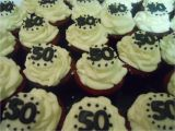 50th Birthday Cupcake Decorating Ideas Cupcake Decorations for 50th Birthday