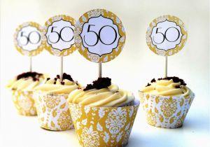 50th Birthday Cupcake Decorating Ideas Simple Anniversary Cakes Wedding Academy Creative
