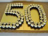 50th Birthday Cupcake Decorations Birthday Cake April 2012