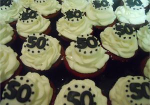 50th Birthday Cupcake Decorations For