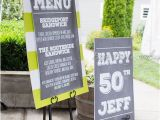 50th Birthday Decoration Ideas for Men 50th Birthday Party Ideas for Men
