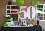 50th Birthday Decorations to Make 50th Birthday Party Ideas