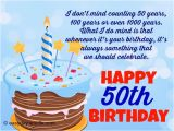 50th Birthday E Card 50th Birthday Wishes Easyday