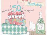 50th Birthday E Card Amsbe 50 Birthday Cards 50th Birthday Card Cards Ecard
