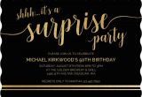 50th Birthday Email Invitations Shhh Its A Surprise 50th Birthday Invitation 50th