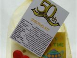 50th Birthday Gifts for Her Ebay 50th Golden Wedding Anniversary Survival Kit Novelty Gift