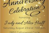 50th Birthday Gifts for Him India 50th Anniversary Invitation Gold Party Invite by