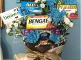 50th Birthday Gifts for Him India Gifts for 50th Birthday Man Old Age Remedies Tucked Into A