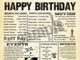 50th Birthday Gifts for Him Nz 50th Birthday 1969 Birthday Gift Back In 1969 Australia