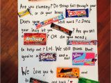 50th Birthday Gifts for Him Uk 50th Birthday Candy Card for My Wonderful Father In Law
