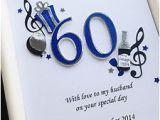 50th Birthday Gifts for Husband Uk 60th Birthday Card for Men Dad Husband son Personalised
