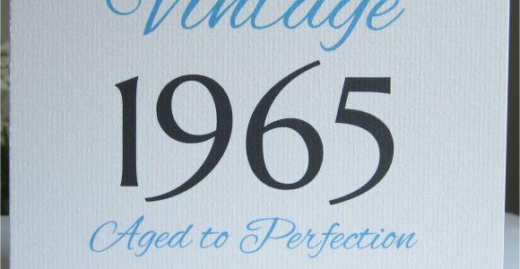 50th Birthday Ideas for Him Uk Personalised Handmade Birthday Card Male Men 40th 50th