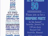 50th Birthday Invitation Quotes Quotesgram