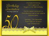 50th Birthday Invitation Quotes Birthday Invitation Templates 50th Birthday Invitation