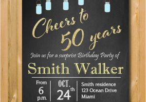 50th Birthday Invitations Free Download Invitation Template 43 Printable Word Pdf Psd