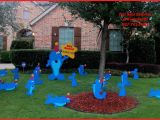 50th Birthday Lawn Decorations Landscaping Yard Landscaping Funny 50th Birthday Party